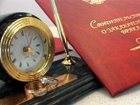 условия и порядок заключение брака, свидетельство о заключении брака, регистрация заключения брака