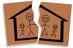 Общение с ребенком родителей после развода