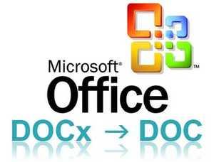 Как открыть файл DOCX в 2003 Word