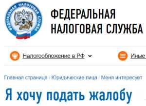 Как подать ЖАЛОБУ Гражданину РФ в налоговую инспекцию