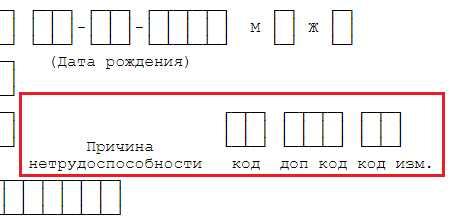 Код 01 в больничном листе что означает: цифровые коды заболеваний и их расшифровка