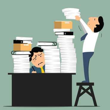 Оформление первичных бухгалтерских документов