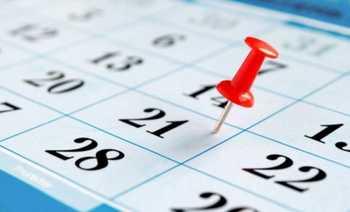 Производственный Календарь и Нормы Рабочего времени в 2019 году ★ табель календаря