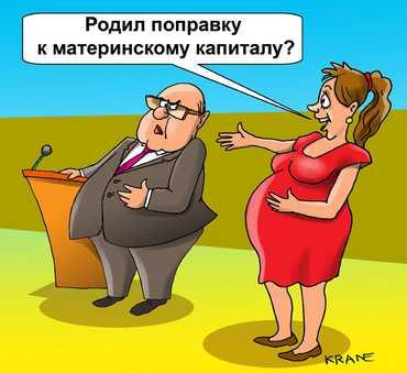 Общие сведения о материнском капитале