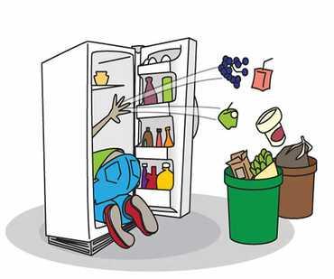 Неприятный Запах внутри холодильника: как Убрать и избавиться быстро